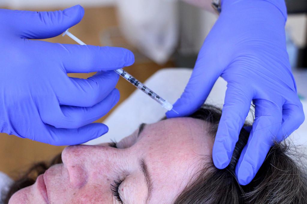 Botoxbehandlingar